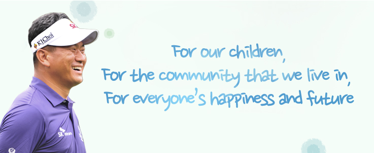 For our children, For the community that we live in, For everyone's happiness and future